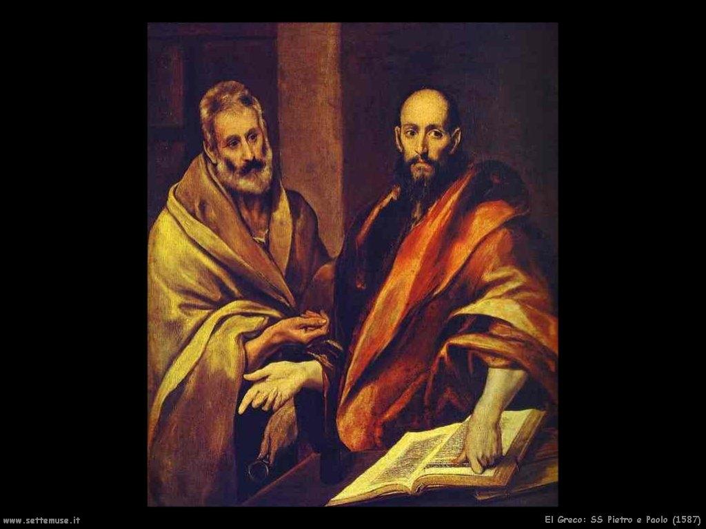 Pietro e Paolo, radici di cristianità