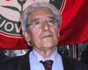 L'ex sindaco di Salerno Vincenzo Giordano