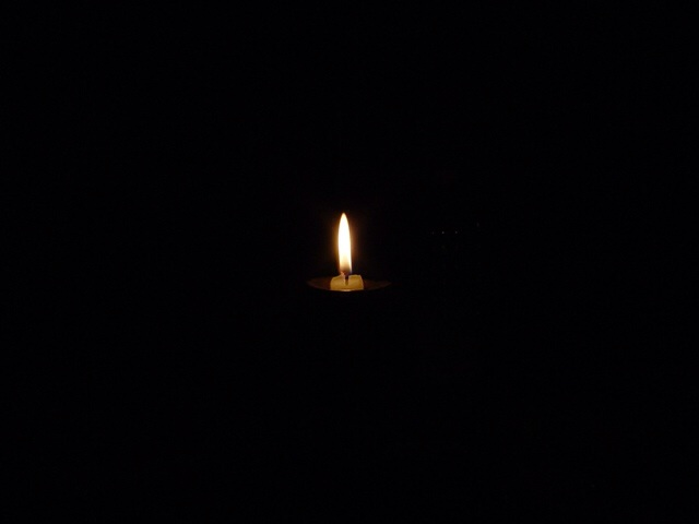 Chiude Einaudi, a Salerno restano le luminarie
