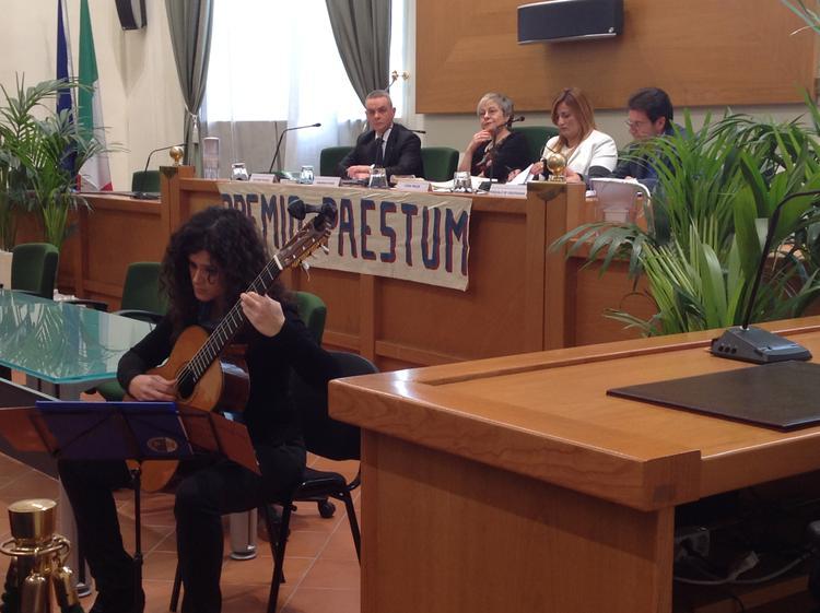 Al 'Vanvitelliano' di San Severino il 55° Premio Paestum