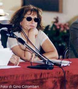 La giornalista Luciana Libero