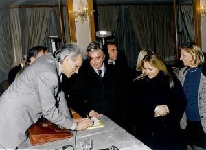 Massimo Siviero alla presentazione del suo libro