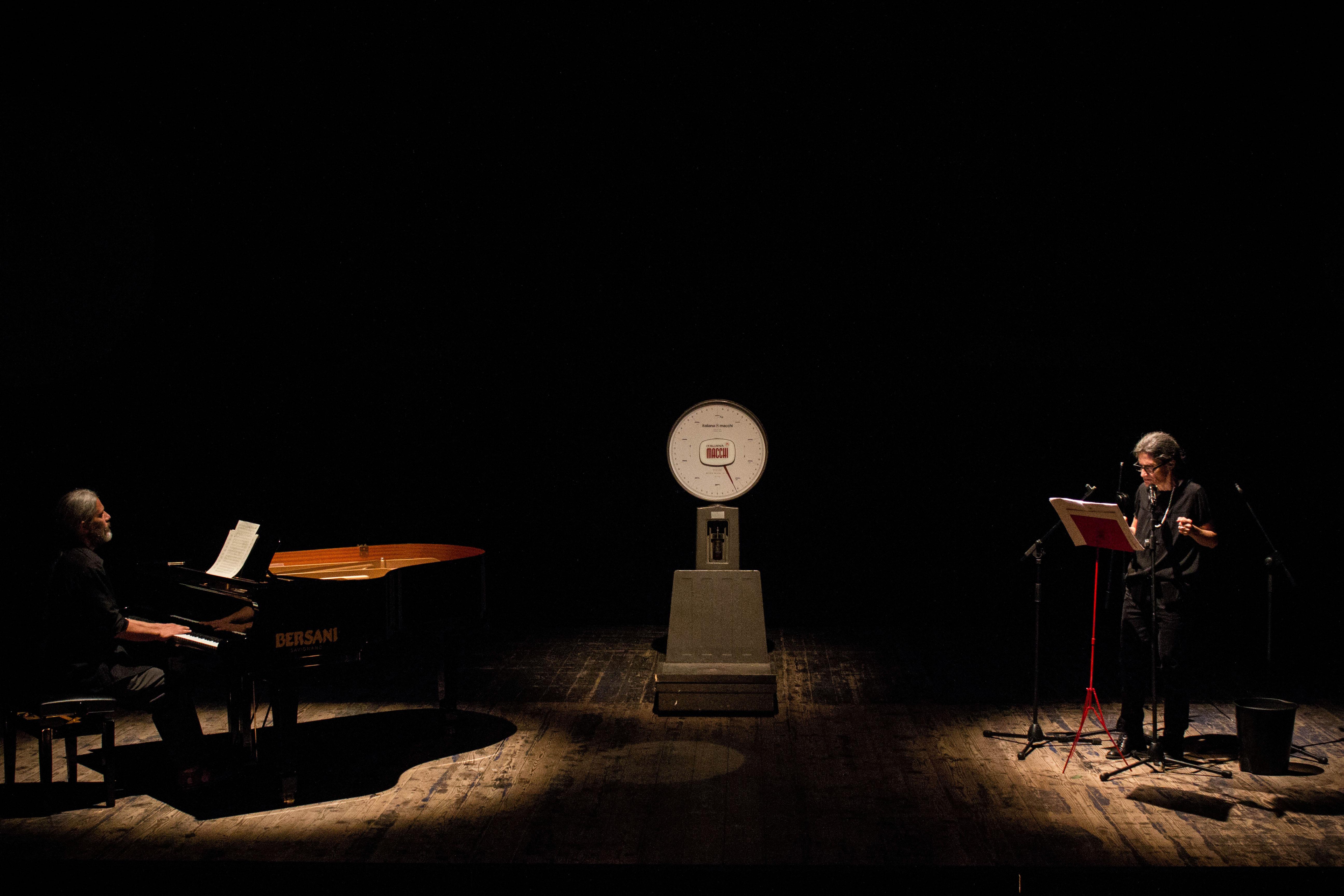 Tracce di drammaturgia sonora senza sbocco creativo