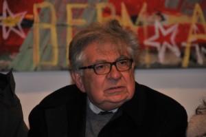 Il critico letterario Giuseppe Amoroso