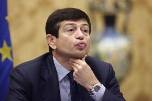 Il ministro dimissionario Maurizio Lupi
