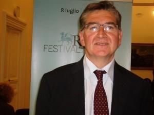 Il sindaco di Ravello