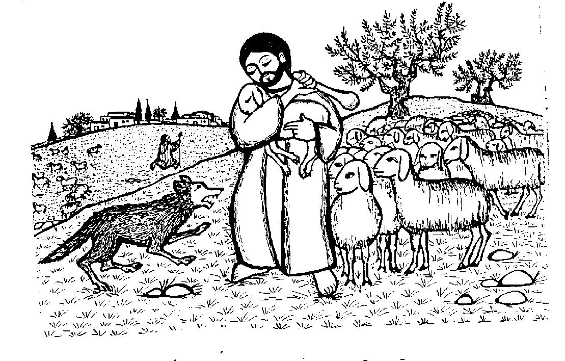 Ecco Gesù, il nostro Buon Pastore