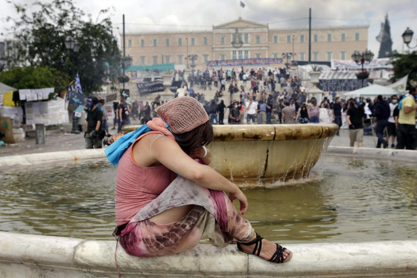 Vicenda greca, ecco una possibile soluzione
