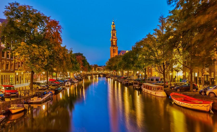 Amsterdam, il tempo (e il luogo) della gioia di vivere