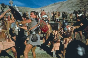 La rivolta di Spartacus nel film di Kubrick