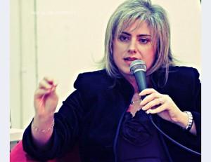 L'autrice, Anna Bisogno