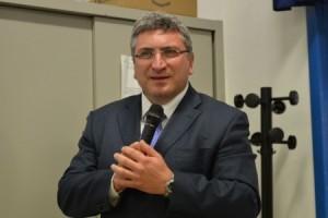 Il professore Francesco Fasolino dell'Università di Salerno