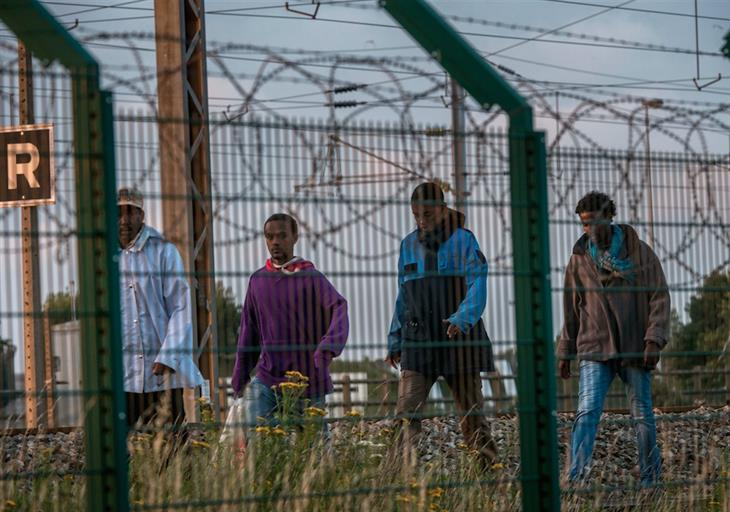 Indigna l'Europa dei muri, l'establishment rilegga Eschilo