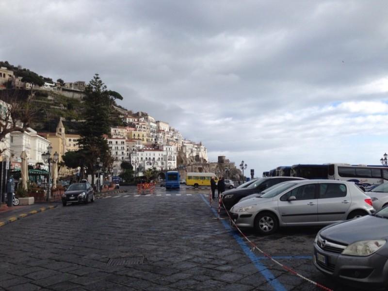 Ad Amalfi la cultura inizia dal parcheggio