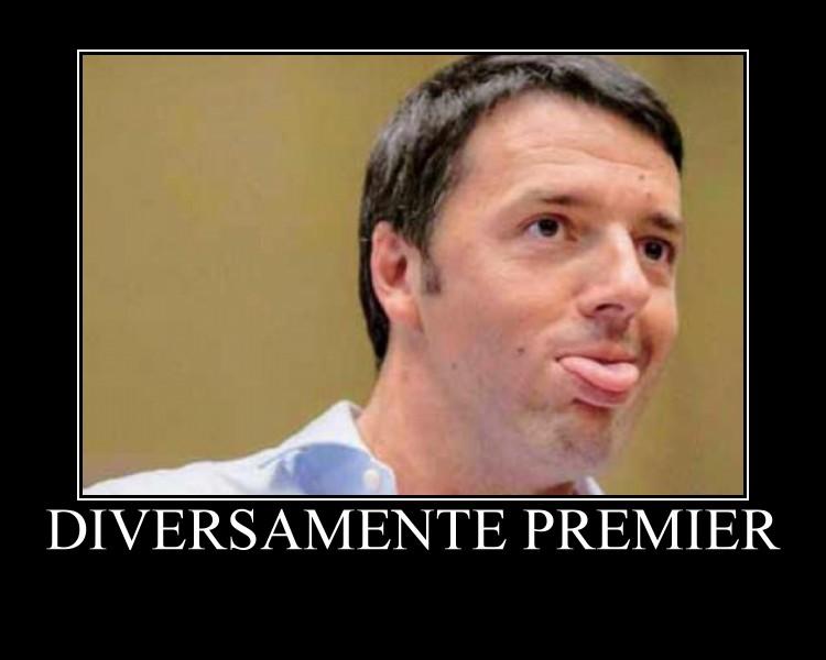 Matteo Renzi e l'arte suprema della satira