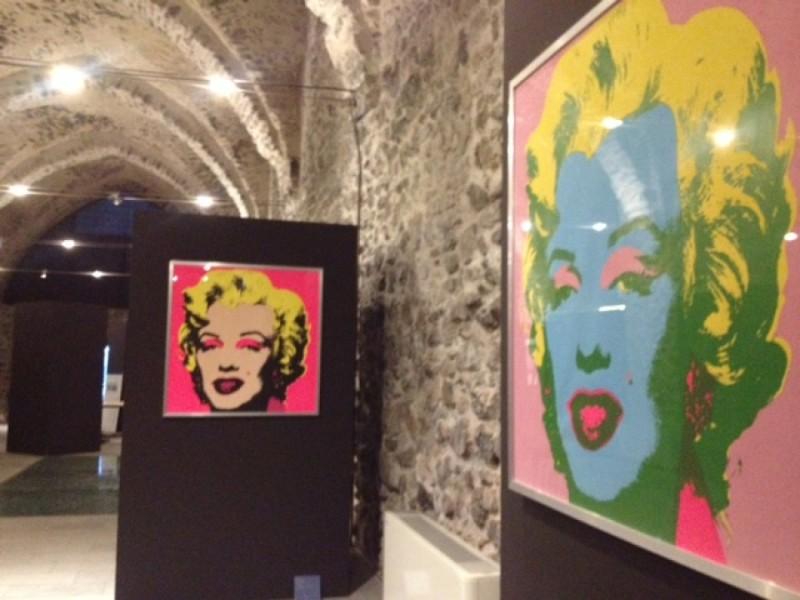 L'eterno amore tra Marilyn e Kennedy raccontato da Warhol