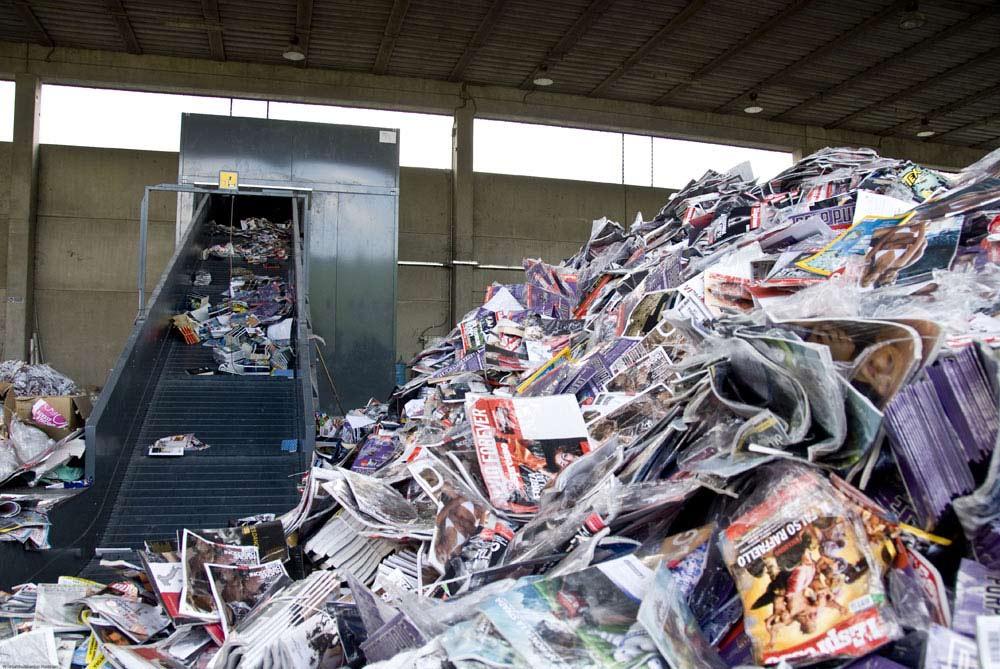 Giornali, in tre anni vendute 400 milioni di copie in meno