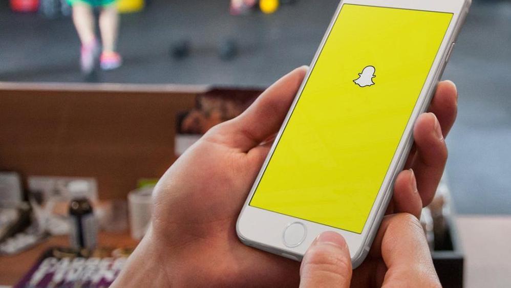 Snapchat, l'informazione sempre più social