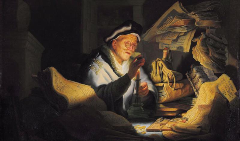 Attenti alla ricchezza, vanità della vanità