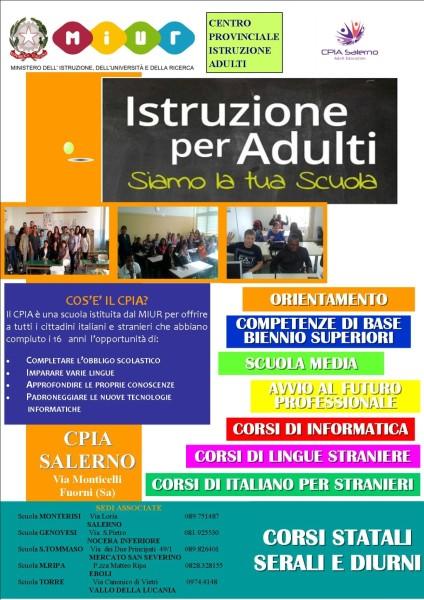 Centro Provinciale di Istruzione per gli Adulti di Salerno