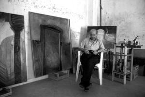 Antonio Pesce in una foto di alcuni anni fa