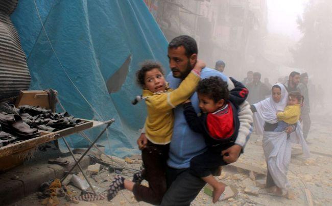 Sangue ad Aleppo e impotenza dell'Europa