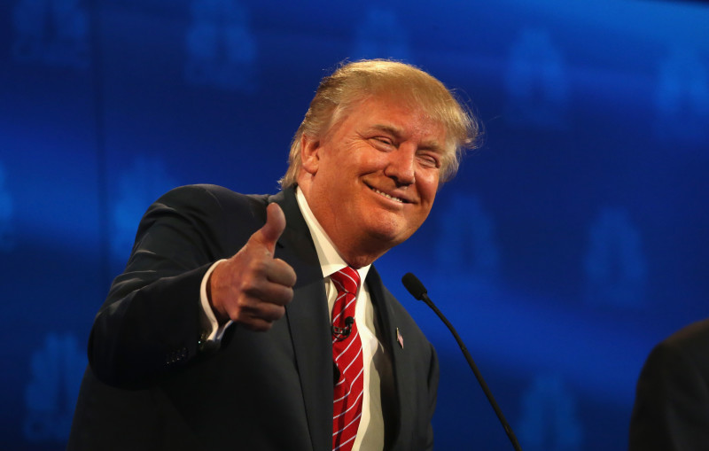 Trump, una strategia a lungo termine