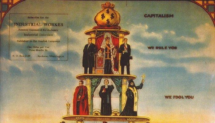 Borghesia e proletariato non esistono più?