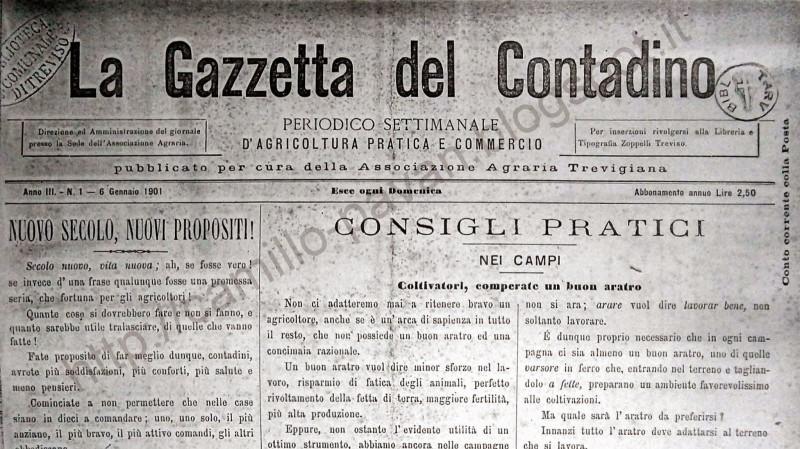 """Escalation contemporanea dell'antica """"gazzetta"""" seriale"""