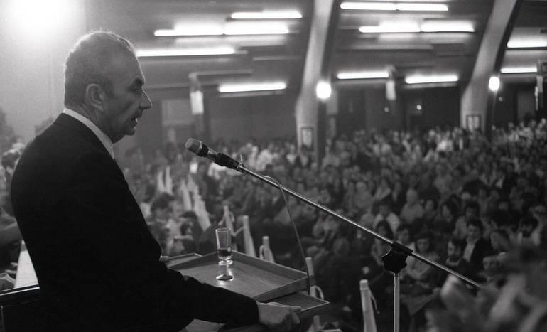 Inedito / Il regista Prisco: i miei tre incontri con Moro