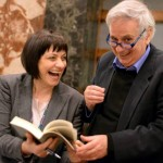 Ilan Pappe con Maria Rosaria Greco