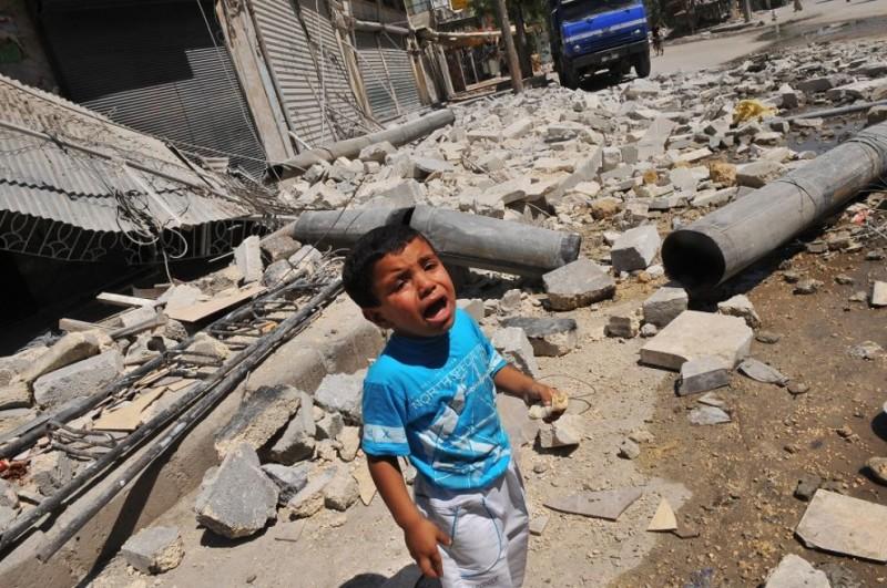 La guerra dilaga, i pacifisti arretrano