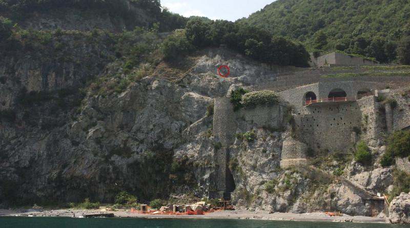 Che ci fanno i trapanatori di roccia dov'era il Fuenti?