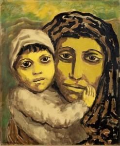 Un dipinto di Levi