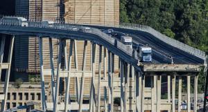 Il ponte Morandi di Geno