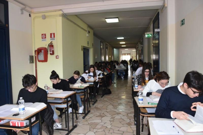 ll liceo classico di Cava trionfa a Nola